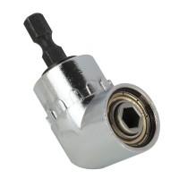 Winkelgetriebe vorsatz Winkelbohrmaschine Winkelschrauber 6.35MM 105°