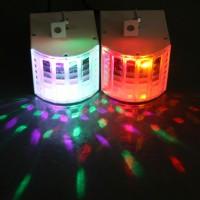 Bühnenbeleuchtung Partylicht Lichteffekt Bühne Lampe LED RGB Spot