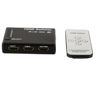 5-Port HDMI Switch 1080P MHL/HDMI Dual-Modus Switch 4K
