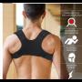 Haltungskorrektur Geradehalter Schultergurt Linderung Rückenschmerzen