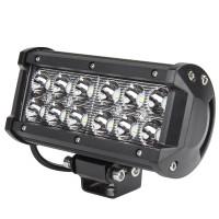 Scheinwerfer Arbeitsscheinwerfer Zusatzscheinwerfer LED 36W 3600LM
