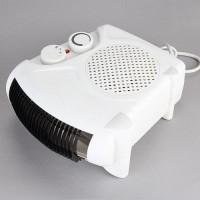 Heizlüfter 1000W/2000W Heizgerät mit Thermostat