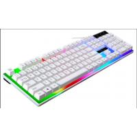 USB Gaming Tastatur Keyborad mit LED Beleuchtung für PC Laptop
