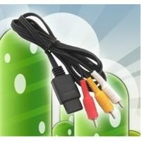 Kabel für Nintendo 64 Komposit AV Scart TV Kabel für SNES N64