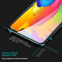 Huawei P30 pro Panzerglas Schutzfolie Schutzglas HD Displayschutzfolie