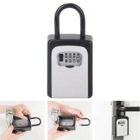 Schlüsseltresor Schlüsselbox Key Lock Box mit 4-Stelliges Zahlencode