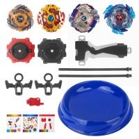 Kampfkreisel Speed Kreisel mit Basis Arena Kindertag 4er Spielzeug Set
