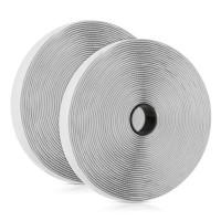 Klettverschluss Selbstklebend Doppelseitig Klettband 10m 2 Rolle
