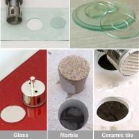Lochsäge Diamantbohrer Glasbohrer 20 Stück 4-50mm Set für Glas Fliese