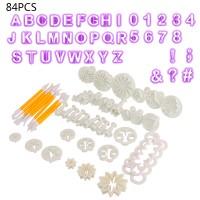 Fondant DIY Kuchen Dekorieren Schneider Sugarcraft Tools 84er Kits