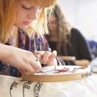 Embroidery tool Stickerei Starter Kreuzstich Stricken 100 Stück Set