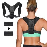 Haltungskorrektur Geradehalter Rückenbandage Gürtel Haltungstrainer