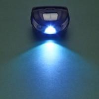 Stirnleuchte LED Kopfleuchte Kopflampe USB Wiederaufladbar Wasserdicht
