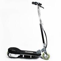 E-Roller Elektro Scooter Elektroroller 100W, 14km/Std.  Schwarz