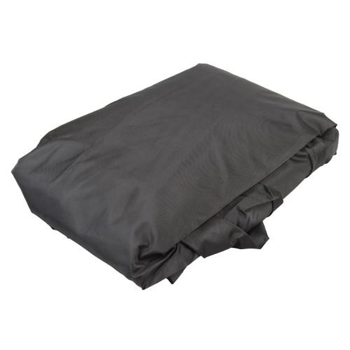 gasgrillh lle abdeckplane schutzhaube bbq f r grill gasgrill schwarz. Black Bedroom Furniture Sets. Home Design Ideas