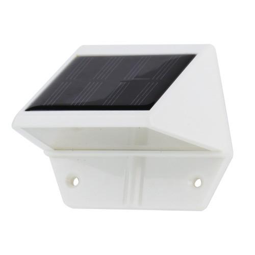 solar led lampe wandleuchte. Black Bedroom Furniture Sets. Home Design Ideas