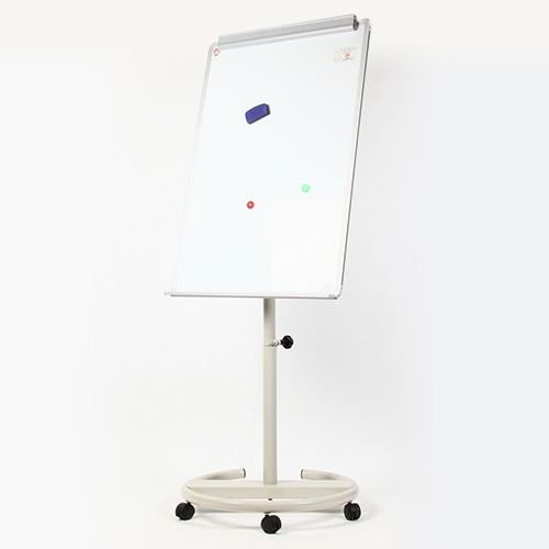 flipchart whiteboard magnetic schwamm verstellbar 70x100cm. Black Bedroom Furniture Sets. Home Design Ideas