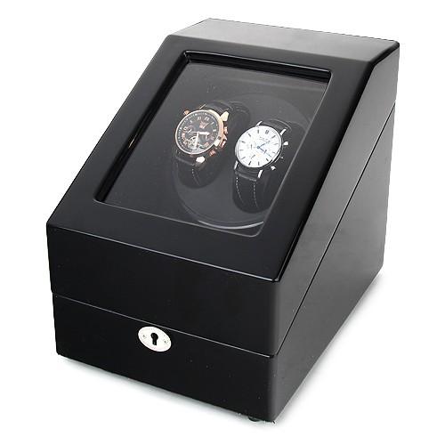 uhrenbeweger 2 3 uhrendreher f r automatikuhren uhrenbox. Black Bedroom Furniture Sets. Home Design Ideas