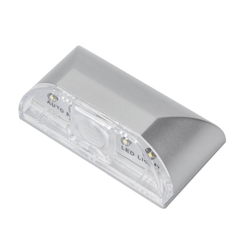 led lampe mit bewegungssensor f r auto t r batteriebetrieben. Black Bedroom Furniture Sets. Home Design Ideas