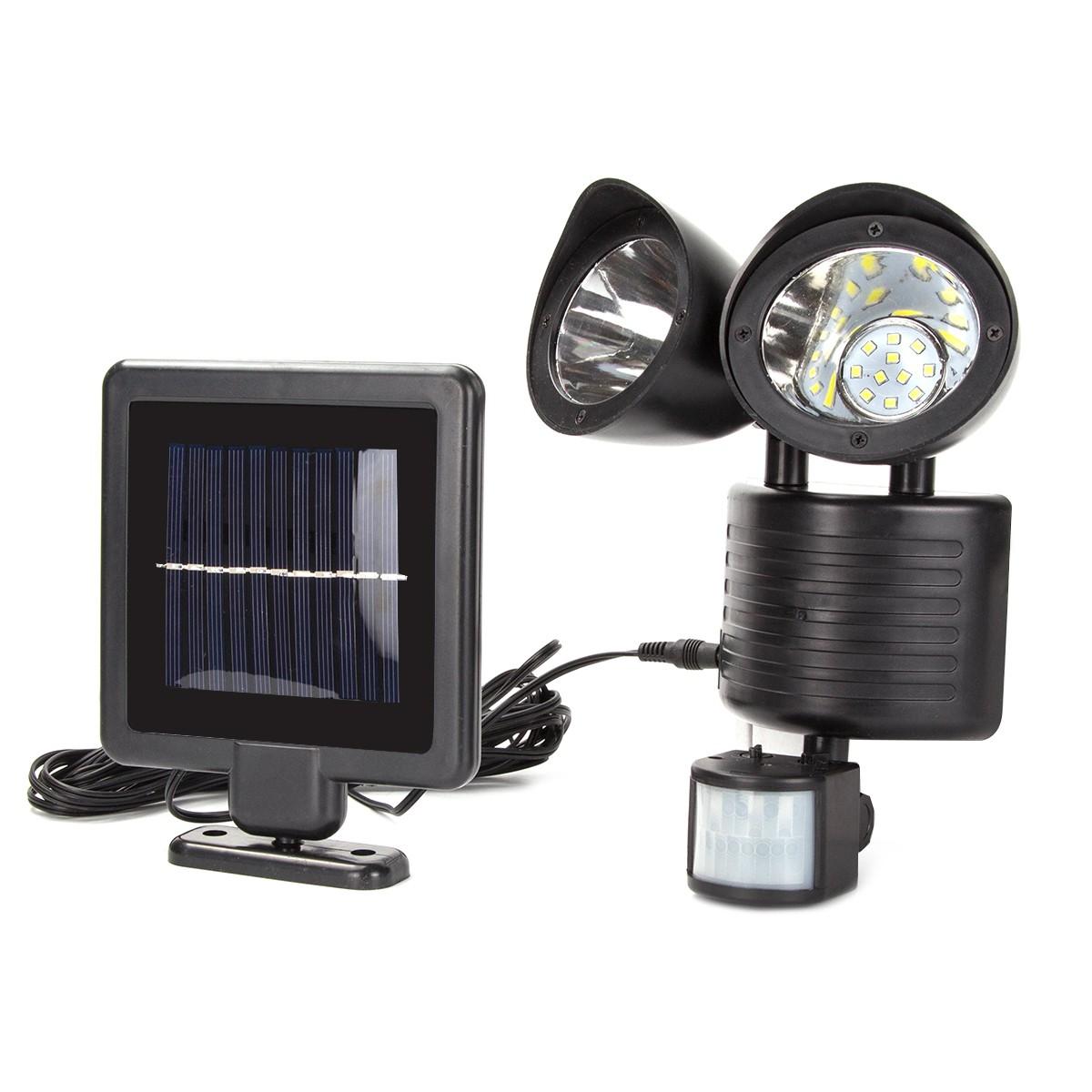 solarleuchten garten mit bewegungsmelder led solar aussenleuchten. Black Bedroom Furniture Sets. Home Design Ideas