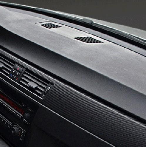 75x300cm carbon folie auto klebe gl nzend schwarz. Black Bedroom Furniture Sets. Home Design Ideas