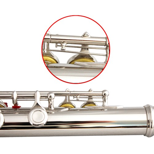 Querflöte kaufen schweiz anfänger flute silber flöte