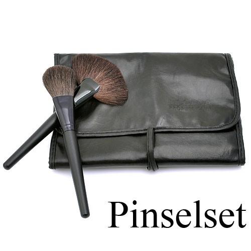 24tlg profi kosmetik make up b rste. Black Bedroom Furniture Sets. Home Design Ideas