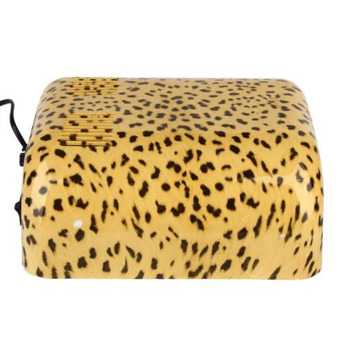 uv lampe nagel kaufen schweiz licht leuchte 36w gelb leopard. Black Bedroom Furniture Sets. Home Design Ideas