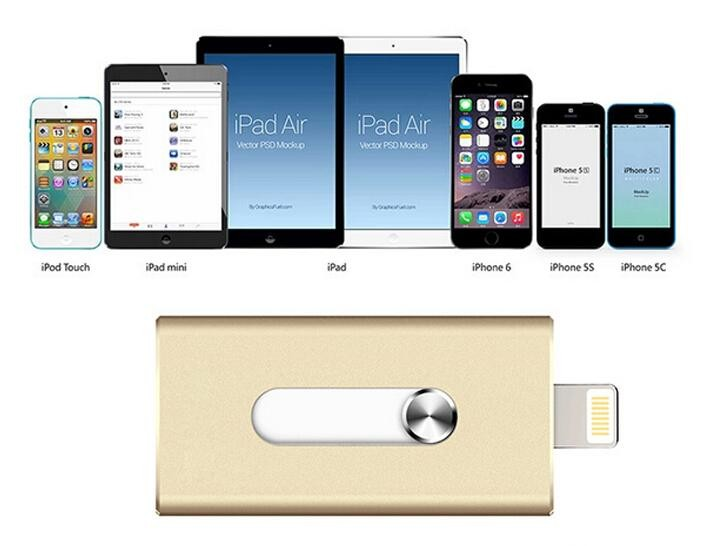 usb flash drive 64gb disk memory f r iphone android kaufen. Black Bedroom Furniture Sets. Home Design Ideas